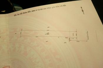 10x93m = 939 m2 mặt tiền Quốc Lộ 14 cách chợ Chánh Lưu 1,5km giá 3 tỷ 900tr, sổ đỏ sang tên ngay
