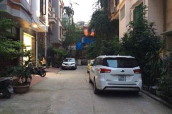 Bán nhà phân lô phố 8/3, Kim Ngưu, ô tô vào nhà, 52m2 x 5T mới tinh, MT 4m, 6.7 tỷ. LH 0974775289
