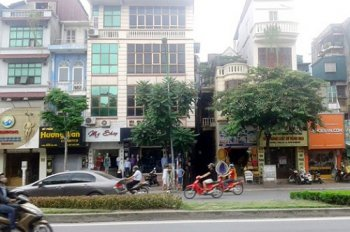 Cần cho thuê cửa hàng mặt phố Kim Mã DT 24m2, MT: 3m, giá thuê 17 tr/th