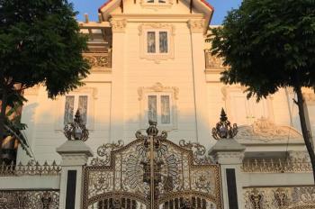 Bán biệt thự Tây Nam Linh Đàm, DT 288m2 x 3,5 tầng. MT 15m lô góc, giá 33,8 tỷ