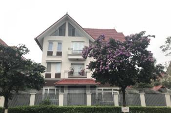 Cần bán căn nhà biệt thự khu ĐT An Hưng, 306m2, MT 12m, nhà đã hoàn thiện đầy đủ nội thất, SĐCC