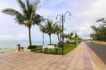 Đất Phan Thiết mặt tiền đường, 5 bước đến biển, công viên cây xanh, view Vịnh Mũi Né, LH 0969877590