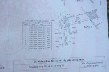 Bán căn nhà MT đường 47, HBC, Thủ Đức. Nhà cũ 1 trệt 1 lầu 80m2 lộ giới còn 58m2 sau này MT 25m