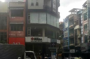 Bán nhà góc 2MT Trần Tuấn Khải gần Trần Hưng Đạo 2 chiều, Quận 5. DT: 4.3x17m, 2 lầu, giá 21.5 tỷ