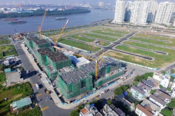 Cần bán nền đất nhà phố LK giá 15 tỷ Saigon Mystery Q. 2, LH: 0906377190