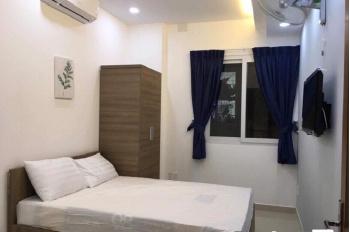 Phòng mới full nội thất cho thuê ngay Tô Hiến Thành, Q. 10, giá 4,5tr/th, LH: 0909177047