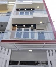 Chính chủ bán nhà hẻm 8m Lê Văn Sỹ ngay Trần Quang Diệu, Q 3. 4.3x16m 5 tầng giá chỉ có 11.9 tỷ
