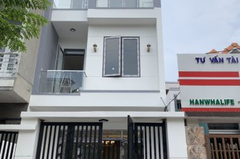 Bán nhà 3 tầng mới 100% đường Nhơn Hòa 3, sau bến xe trung tâm