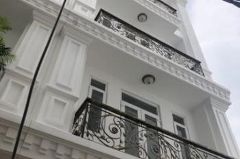 Nhà cho thuê nguyên căn hẻm 129 Nguyễn Tri Phương gần ngã 4 Nguyễn Trãi. LH: 0937515363 anh Linh