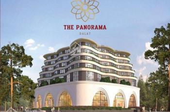 Bán căn hộ cao cấp Panorama Đà Lạt - Căn 2 PN - mặt tiền Trần Hưng Đạo