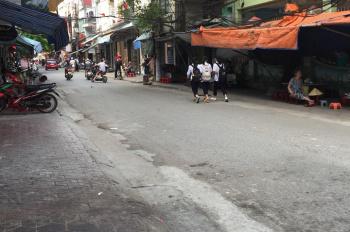 Bán nhà mặt đường Phạm Huy Thông, DT 50m2, MT 9.6m, giá 3.6 tỷ, LH Tùng 0773323642