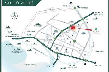 Đất Nền Trung Tâm Thành Phố Bà Rịa Dự Án Baria Residence Triển Khai GĐ 2