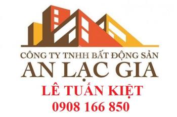 Nhà kiên cố 3 tấm góc 2 mặt tiền Hồng Bàng, P1. DT: (4,4x14,5) m, giá: 9,8 tỷ (TL)