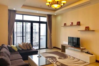 Cần bán căn hộ 112m2, 2PN, tòa R2 tầng 20, sổ đỏ chính chủ. LHTT: C. Huyền 0896652965