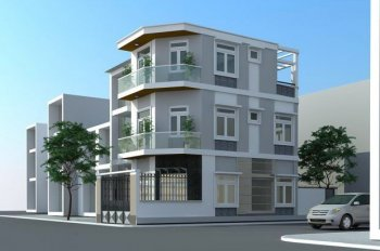 Cho thuê nhà mặt phố Hòa Mã, 120m2, 4 tầng, mặt tiền 5.5m, KD mọi mô hình, giá 116.5 triệu/tháng