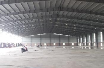 Cho thuê xưởng 5000m2 KCN Phúc Khánh, Thái Bình