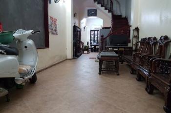 Cho thuê nhà ngõ 259 phố Huế, ~80m2 x 4 tầng, 1 phòng khách, 1 bếp, 4PN, 3 vệ sinh, 20tr/th