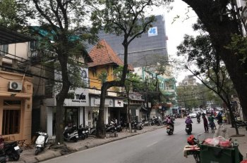 Cho thuê nhà mặt phố Hàng Bún 100m2 x 2 tầng, mặt tiền 5m cho làm nhà hàng. LH 0975833868