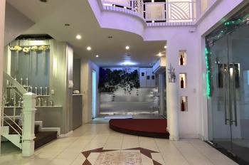 Bán nhà hẻm 463B Cách Mạng Tháng Tám, Q10 (190m2), 1 hầm 7 tầng, 36 căn hộ, HĐ 235 triệu/th