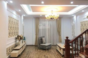 Bán liền kề Văn Phú - Hà Đông (55m2 - 5T) gara ô tô, full nội thất, tiện kinh doanh. Giá 6,5 tỷ
