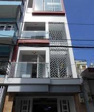 Bán nhà đường Nguyễn Thái Bình ngay Calmette, Quận 1. DT: 4.2x25m, 4 lầu