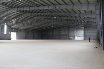 Cho thuê nhà xưởng khu diện tích cho thuê đến 3,000m2 , Phúc Yên, Vĩnh phúc