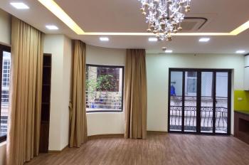 Bán nhà lô góc 2 mặt đường ô tô Hoàng Cầu, Trần Quang Diệu, Đống Đa 55m2 x 7T thang máy, giá 12 tỷ