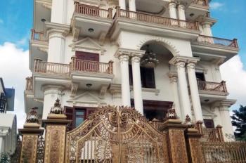 Bán biệt thự vip mặt ngõ khu Láng Hạ, Thái Hà 27 tỷ 190m2 xây 4 tầng ngõ 2 ô tô tránh cách phố 35m