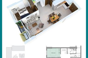 Bán căn hộ Tara Residence Quận 8 - 56m2 1PN/1PĐN giá bao hết 1,74 tỷ LH: 0972806398 - mới nhận nhà