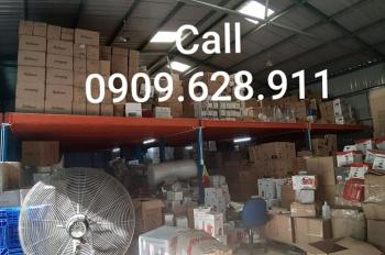 Cho thuê kho xưởng Quận 7, DT 500m2 đường Lý Phục Man, P. Phú Thuận, giá 90.000đ/m2/th