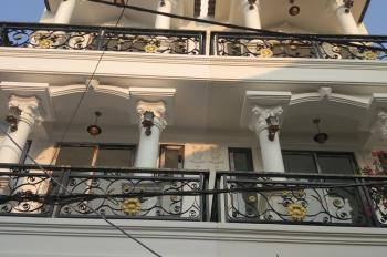 Nhà phố 4 tầng DT 180m2 hẻm 6 - 8m, Chu Văn An - Nơ Trang Long, từ 7.5 tỷ, LH: 0935794386