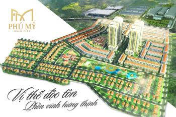 Dự án Phú Mỹ Gold City, liền kề sân bay Long Thành