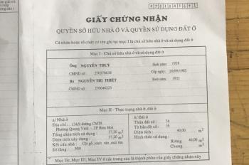 Bán gấp nhà cấp 4 nát phường Quang Vinh, TP Biên Hòa KDC thoáng mát, liên hệ xem nhanh: 0933267732