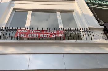 Cho thuê nhà mặt phố Trần Khát Chân, DT 70m2