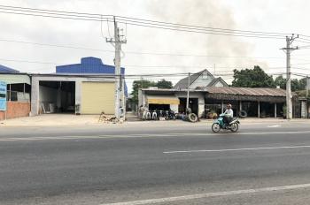 Bán gấp nhà đất 8,5x44m, mặt tiền Quốc lộ 14, gần bên đường Mỹ Phước Tân Vạn, Thủ Dầu Một