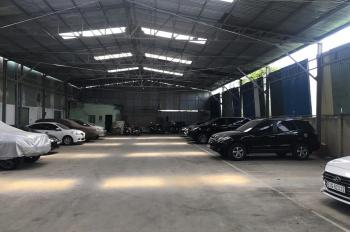 Cho thuê nhà xưởng MT Thạnh Lộc 19 Q12, 20x60m,  60tr/tháng. Đường xe container 20 feet, chính chủ
