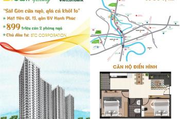 Bảng giá và chính sách bán hàng Stown Gateway QL13, CK 3% 19tr/m2. LH 0939 454 312 Thanh Duy (Zalo)