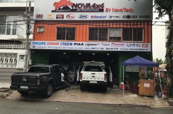 Cho thuê nhà mặt phố Nguyễn Văn Cừ 100m2, mặt tiền 6m 1 tầng riêng biệt 30 tr/th. LH 0975833868