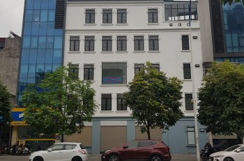 Cho thuê tòa nhà mặt phố quận Hoàn Kiếm, DT 350m2 x 7 tầng, MT 20m. LH 0984213186
