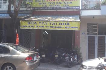 Bán nhà mặt tiền Thái Thị Bôi, sát Lê Độ rẻ nhất thị trường