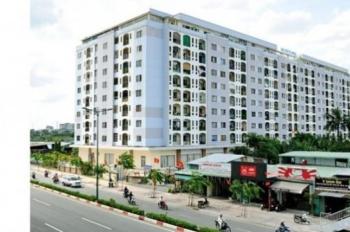 Cần tiền bán gấp căn hộ chung cư Cửu Long, quận Bình Thanh, mặt tiền Phạm Văn Đồng. LH: 0982979901