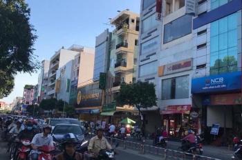 Cho thuê nhà góc 2 mặt tiền Nguyễn Văn Cừ, Quận 1, ngang 6m, giá 60 triệu