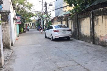 Bán nhanh lô đất 2 mặt kiệt ô tô kiệt 196 Nguyễn Công Trứ, gần công an Quận Sơn Trà