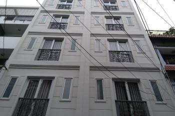 Bán gấp CHDV Huỳnh Văn Bánh, 6 tầng (TM) 5x17m, CN đủ 13P, HĐT 60tr/th. Giá chỉ 15 tỷ TL