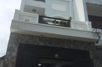 Nhà DT: 4x17m, đường 6m, gần ngã 3 công ty Việt Hưng, KP4 P. Trung Mỹ Tây, Q12