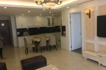Hot, cho thuê căn hộ cao cấp tại D2 Giảng Võ, Ba Đình 90m2, 2PN view hồ giá 14 triệu/tháng