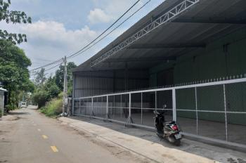 Cho thuê kho xưởng diện tích 2.000m2 (35m * 62m), đường Hà Huy Giáp, Quận 12