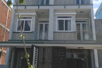 Bán nhà 1 trệt, 2 lầu, đường Lê Hồng Phong, gần ngã tư Chiêu Liêu, Dĩ An