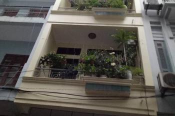 Bán nhà mặt tiền lầu An Sương, quận Hóc Môn, DTSD 381 m2, 3 lầu, giá 8 tỷ