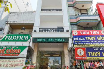 Bán khách sạn mặt tiền 69 Nguyễn Thái Học, 6 lầu. Chính chủ bán